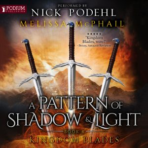 Kingdom Blades on Audible Releasing February 28th!
