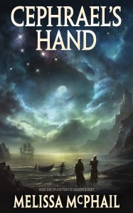 Cephrael's Hand second edition cover