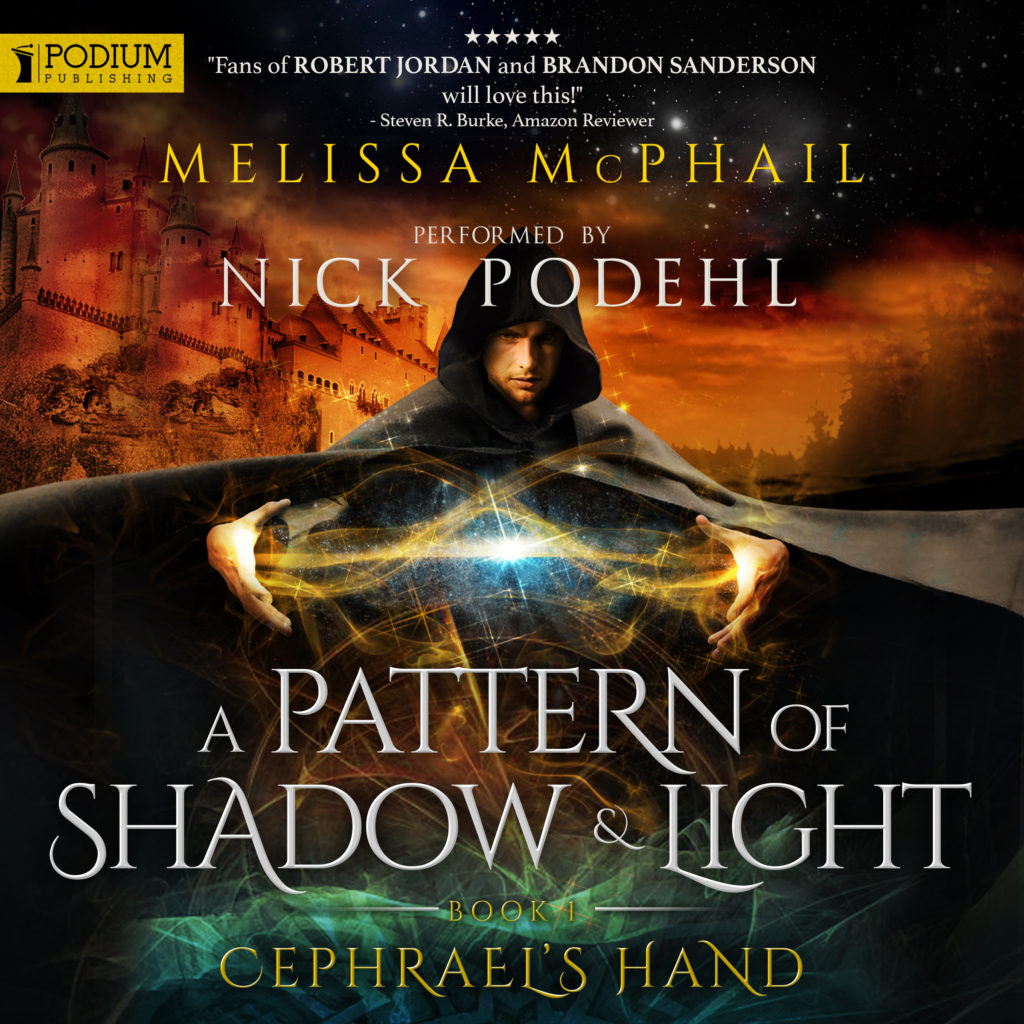 Cephrael's Hand is now on Audible!