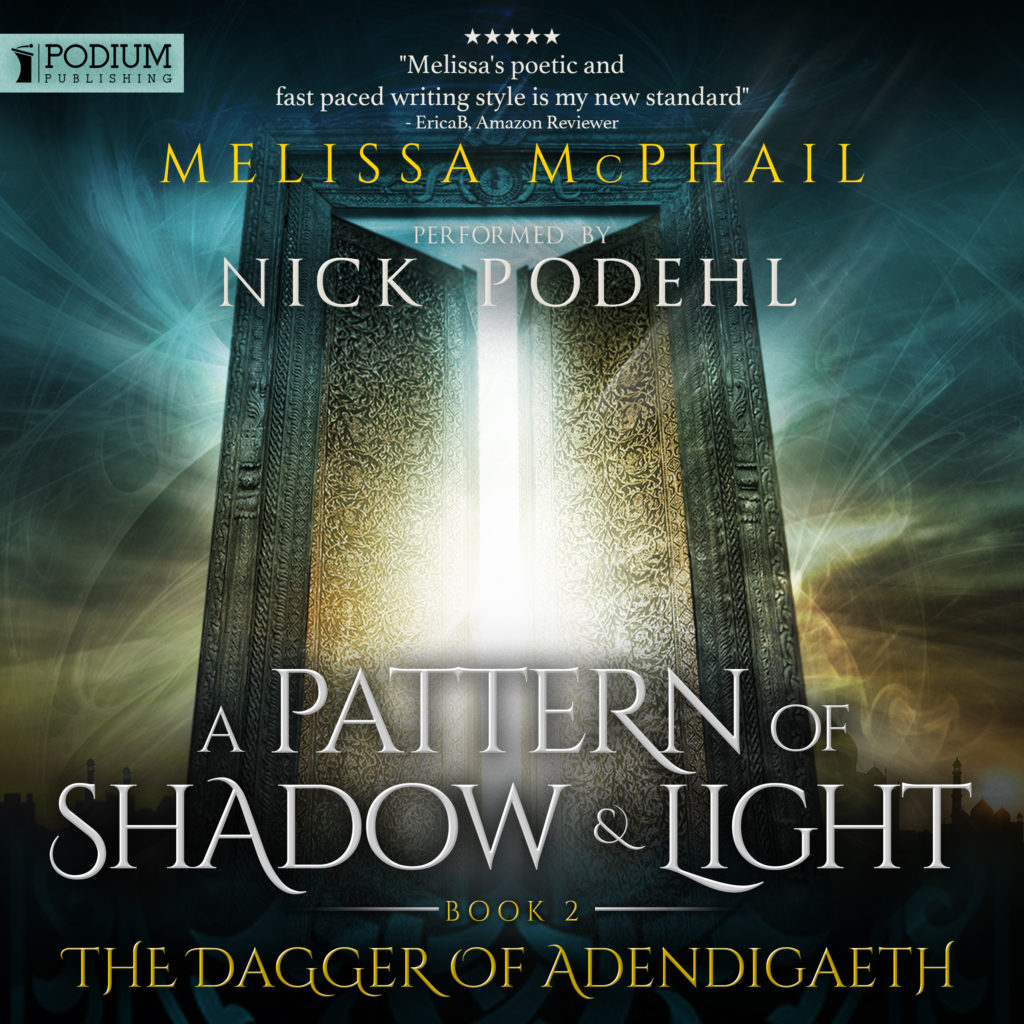 Dagger of Adendigaeth on Audible (and Maybe Something About Kingdom Blades)