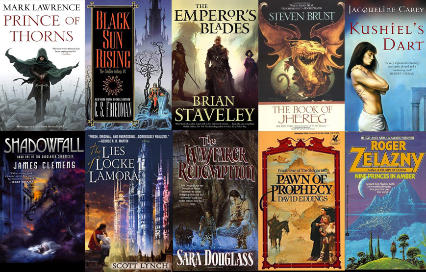 My Recommended Fantasy Reads